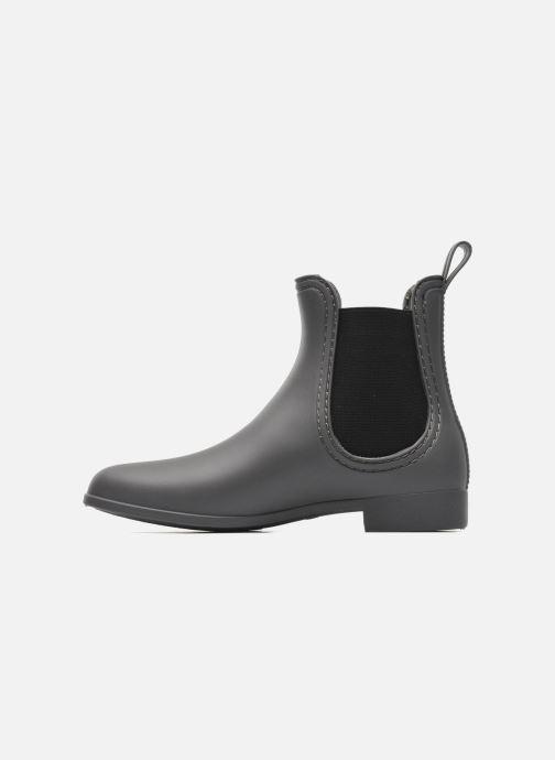 Stiefeletten & Boots Be Only Beatle grau ansicht von vorne