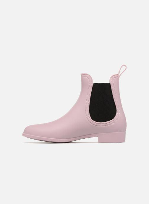 Boots en enkellaarsjes Be Only Beatle Roze voorkant