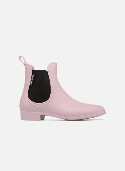 Bottines et boots Be Only Beatle Rose vue derrière
