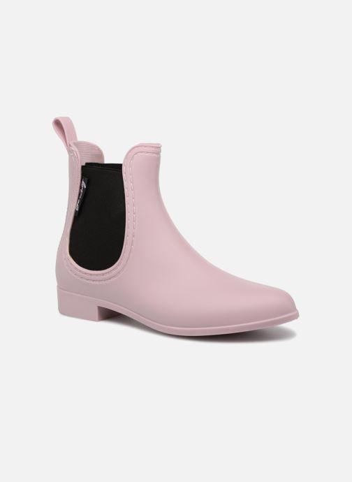 Boots en enkellaarsjes Be Only Beatle Roze detail