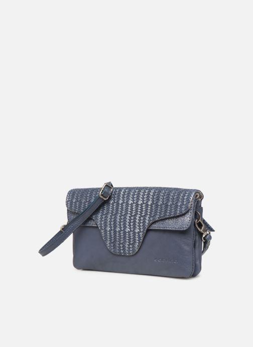 Handtassen Sabrina Cassandre Blauw model