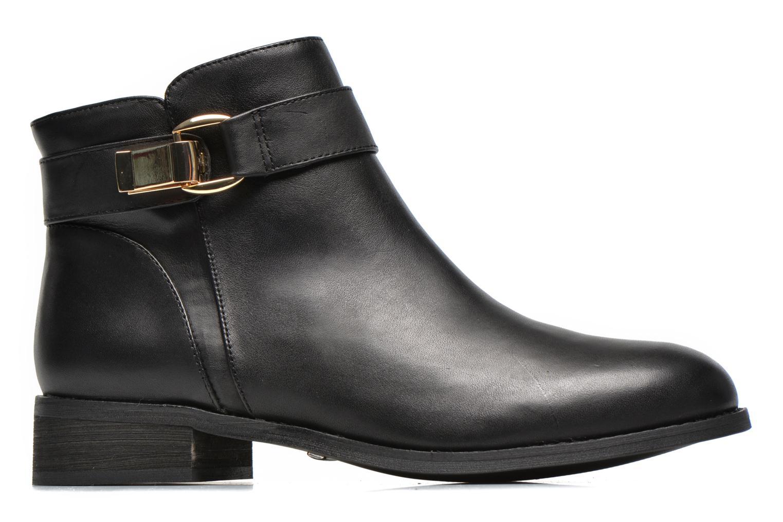 Bottines et boots Buffalo Befot Noir vue derrière