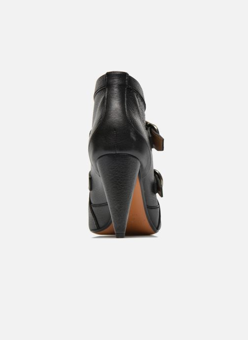 Ankle boots Sonia Rykiel Boot Buckel Black view from the right