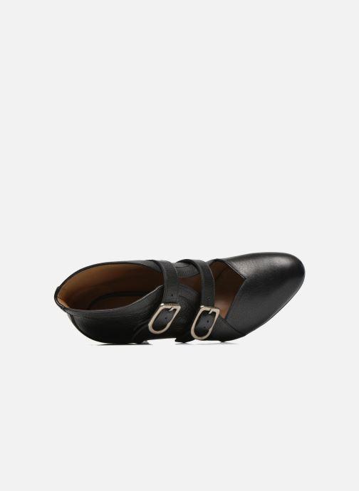 Stiefeletten & Boots Sonia Rykiel Boot Buckel schwarz ansicht von links