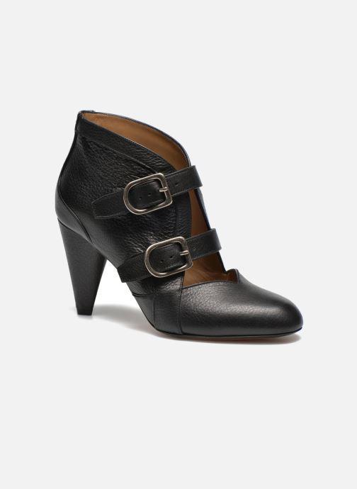 Bottines et boots Sonia Rykiel Boot Buckel Noir vue détail/paire