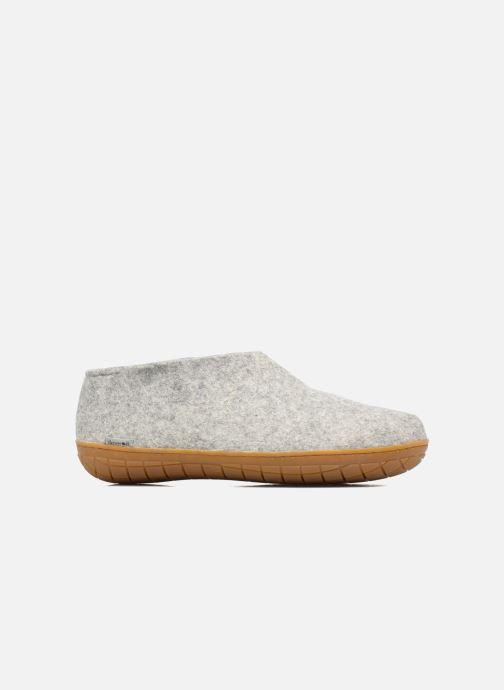 Pantoffels Glerups Porter Gomme M Grijs achterkant