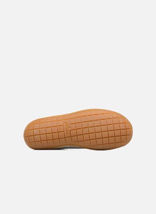Pantoffels Glerups Porter Gomme M Grijs boven