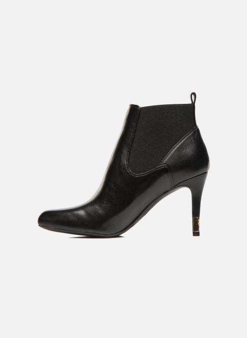 Bottines et boots Guess Eddy Noir vue face
