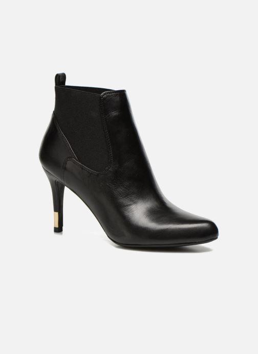 Boots en enkellaarsjes Guess Eddy Zwart detail