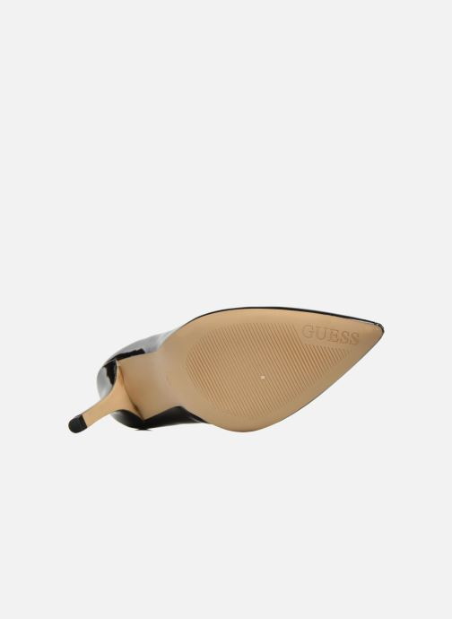 Zapatos de tacón Guess Plasmia 5 Negro vista de arriba