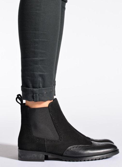 Stiefeletten & Boots Anaki Tierra schwarz ansicht von unten / tasche getragen
