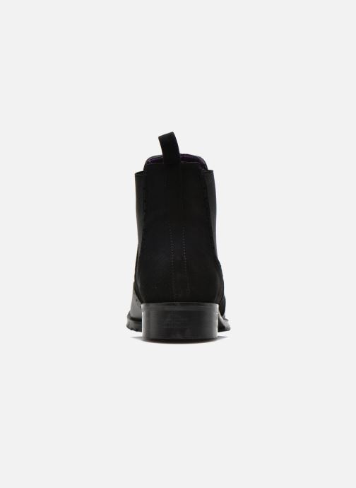 Ankle boots Anaki Tierra Black view from the right