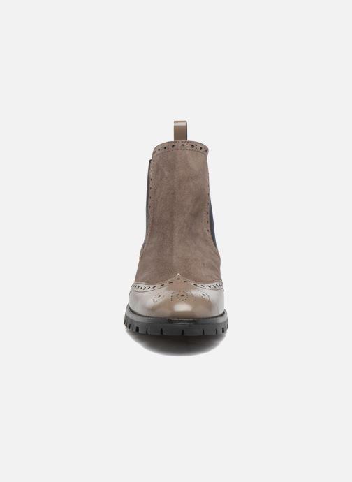 Bottines et boots Anaki Tierra Marron vue portées chaussures