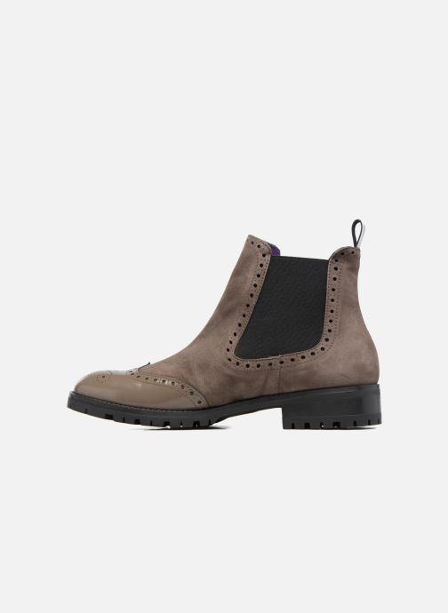 Ankle boots Anaki Tierra Brown front view