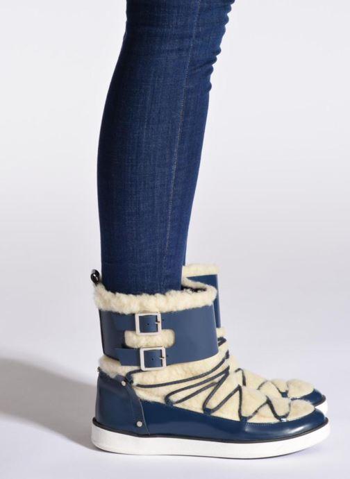 Bottines et boots Anaki Moonsheep Multicolore vue bas / vue portée sac