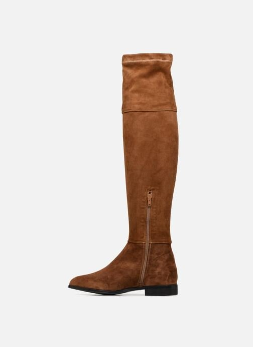 Boots & wellies Anaki Yoda Brown front view