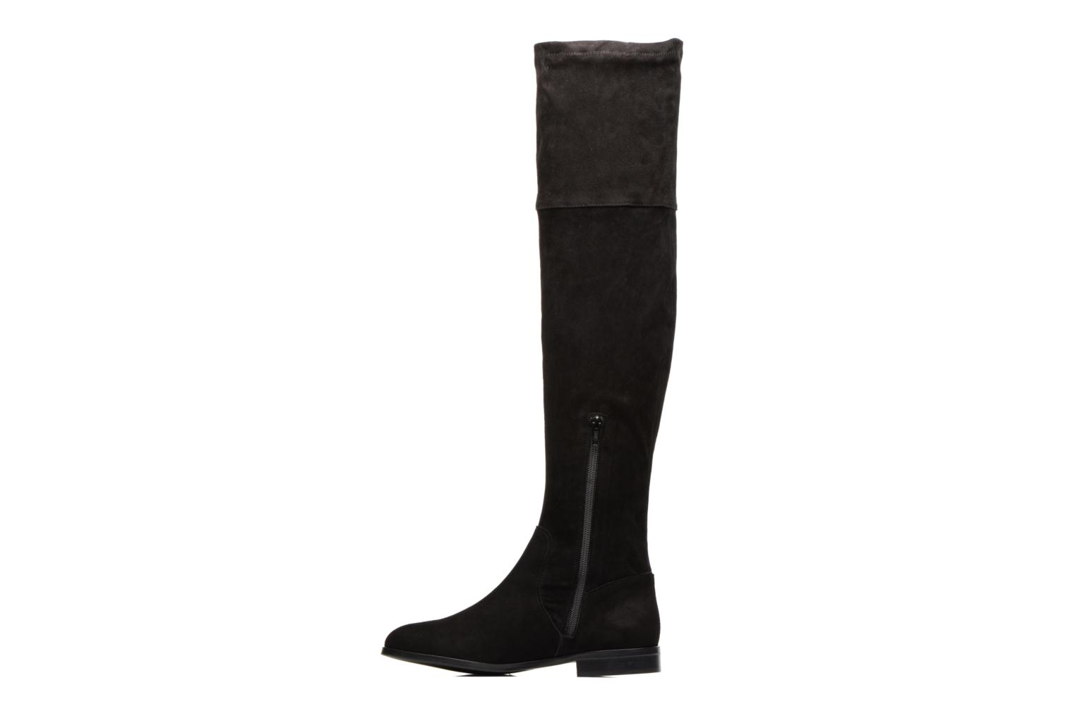 Boots & wellies Anaki Yoda Black front view