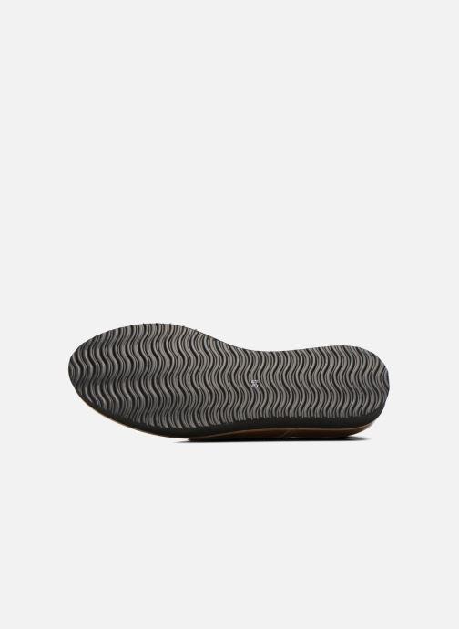 Scarpe con lacci Ippon Vintage James gloss Beige immagine dall'alto
