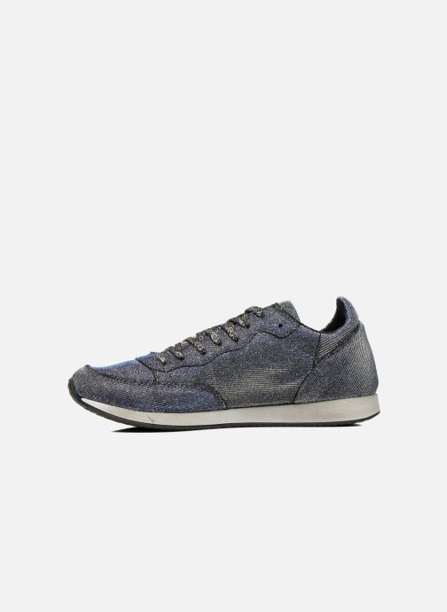 Sneakers Ippon Vintage Run Show Argento immagine frontale