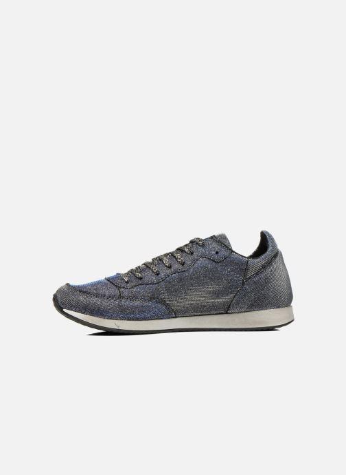 Sneaker Ippon Vintage Run Show silber ansicht von vorne