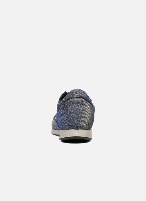 Sneaker Ippon Vintage Run Show silber ansicht von rechts