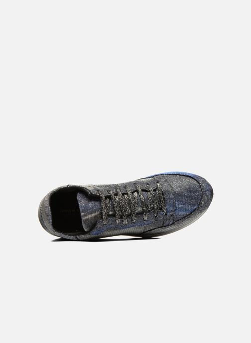 Sneakers Ippon Vintage Run Show Argento immagine sinistra