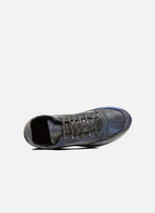 Sneaker Ippon Vintage Run Show silber ansicht von links