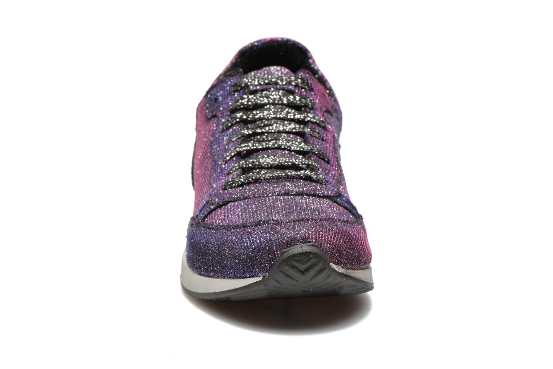 Baskets Ippon Vintage Run Show Violet vue portées chaussures