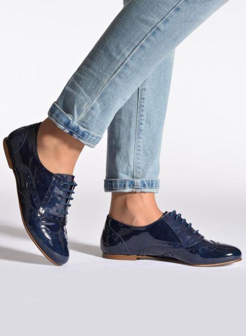 Zapatos con cordones Ippon Vintage Woody lux Marrón vista de abajo