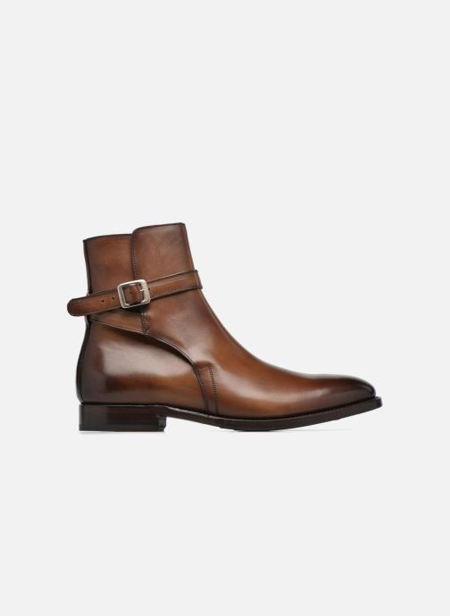 Ankle boots Marvin&Co Luxe Wetrok - Cousu Goodyear Brown back view