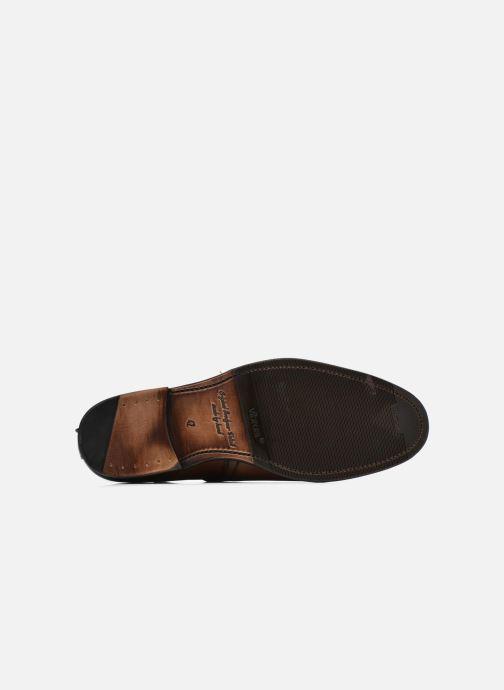 Boots en enkellaarsjes Marvin&Co Luxe Wetrok - Cousu Goodyear Bruin boven