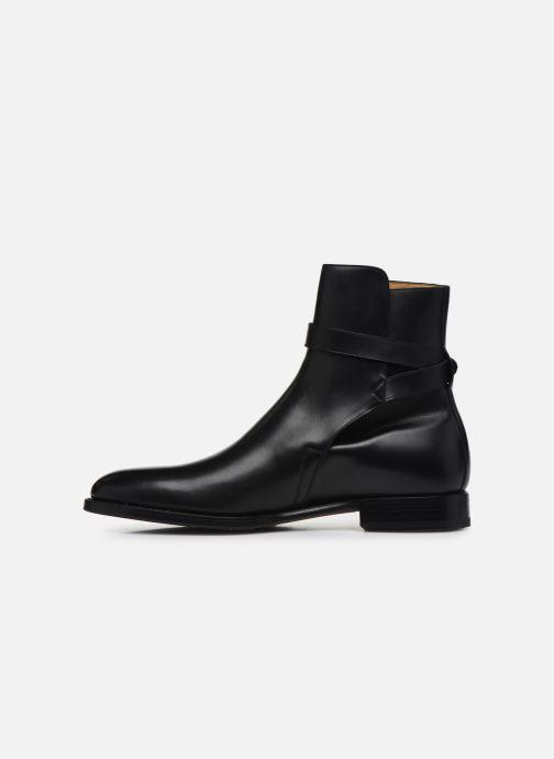 Botines  Marvin&Co Luxe Wetrok - Cousu Goodyear Negro vista de frente