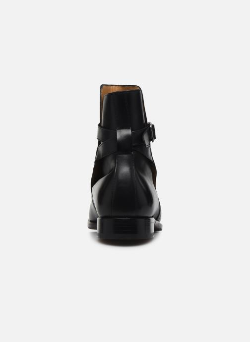 Botines  Marvin&Co Luxe Wetrok - Cousu Goodyear Negro vista lateral derecha