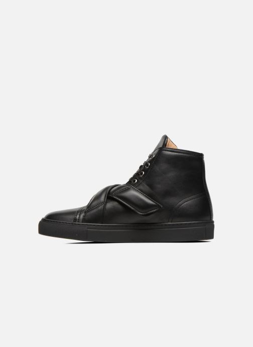 Trainers Carven Sketcha Black front view