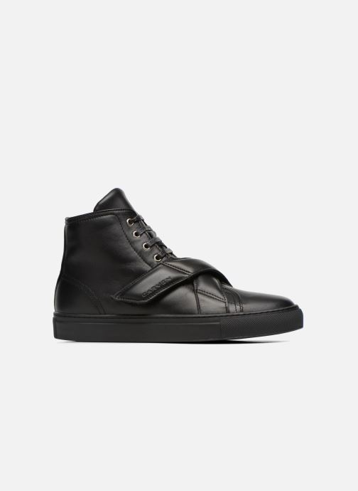 Trainers Carven Sketcha Black back view