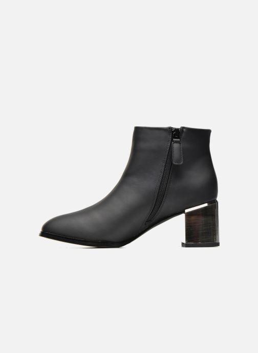 Bottines et boots SENSO Vincent II Noir vue face