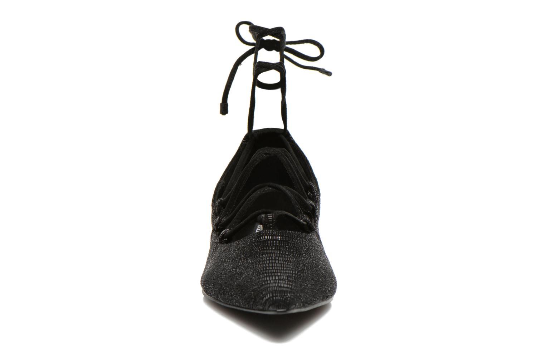 Ballerines SENSO Gia III Noir vue portées chaussures