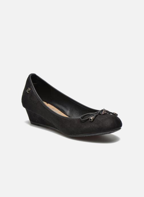 High heels Refresh Ubel-61159 Black detailed view/ Pair view