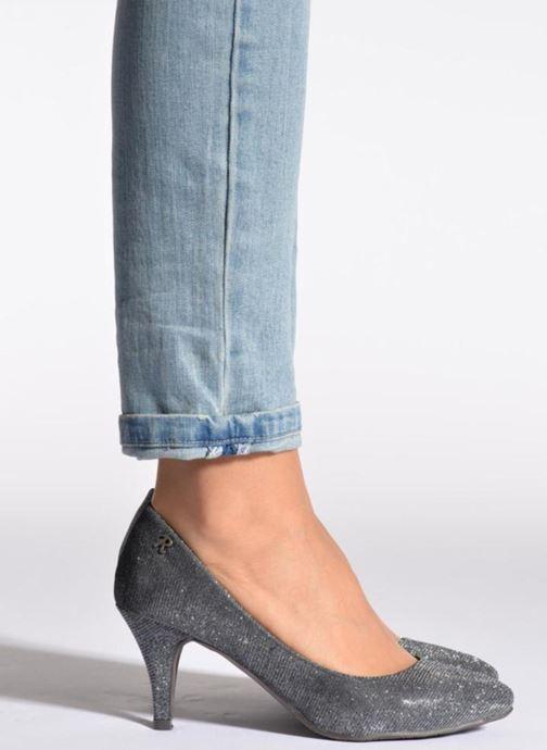 Zapatos de tacón Refresh Lina-61147 Negro vista de abajo