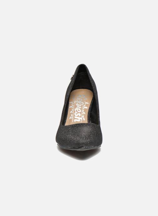 Zapatos de tacón Refresh Lina-61147 Negro vista del modelo