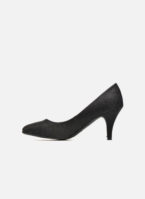 Zapatos de tacón Refresh Lina-61147 Negro vista de frente