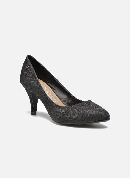 Zapatos de tacón Refresh Lina-61147 Negro vista de detalle / par