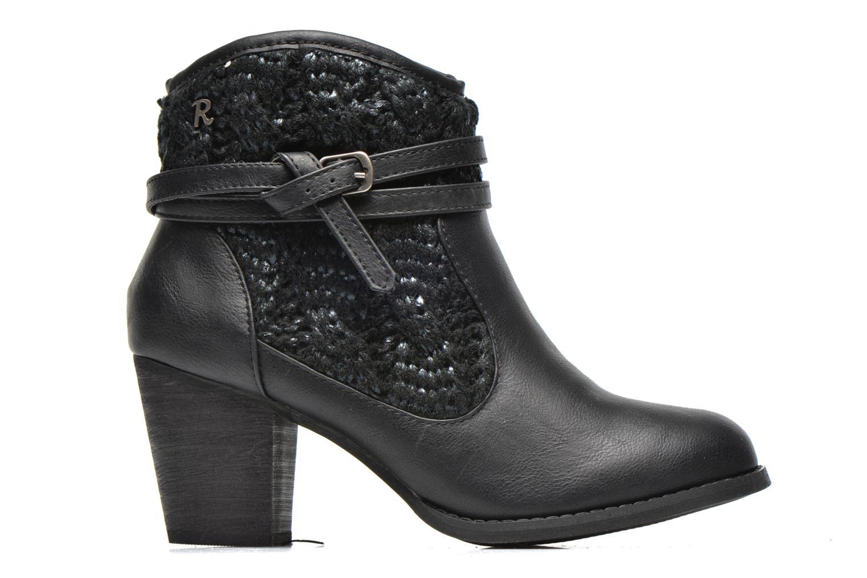 Bottines et boots Refresh Jenna-61198 Noir vue derrière