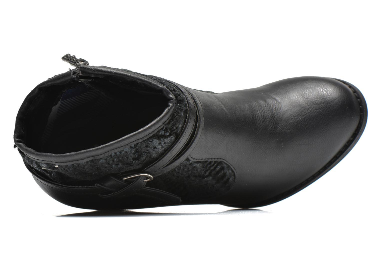 Bottines et boots Refresh Jenna-61198 Noir vue gauche