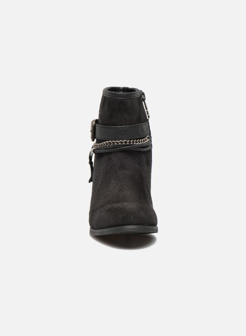 Bottines et boots Refresh Deborah-61181 Noir vue portées chaussures