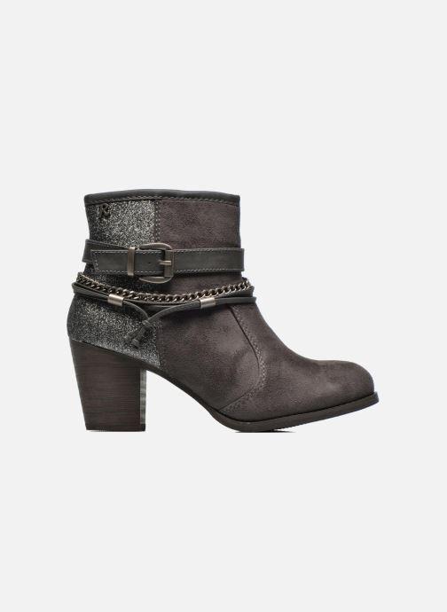 Boots en enkellaarsjes Refresh Deborah-61181 Grijs achterkant