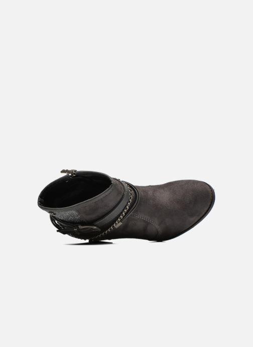 Bottines et boots Refresh Deborah-61181 Gris vue gauche