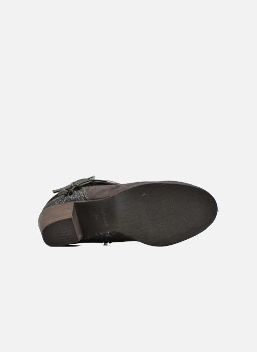 Bottines et boots Refresh Deborah-61181 Gris vue haut