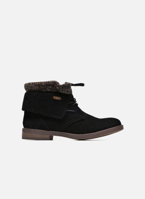 Bottines et boots Refresh Bijou-61677 Noir vue derrière