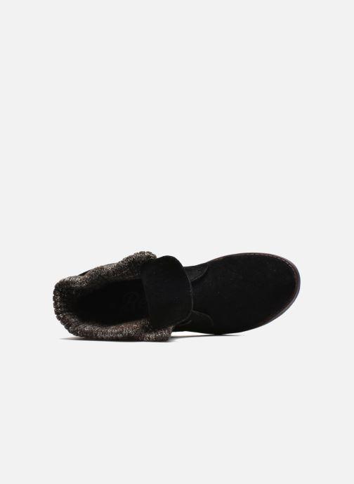 Stiefeletten & Boots Refresh Bijou-61677 schwarz ansicht von links